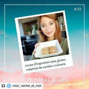 Mon Interview par Lea de The Gluten Alternative