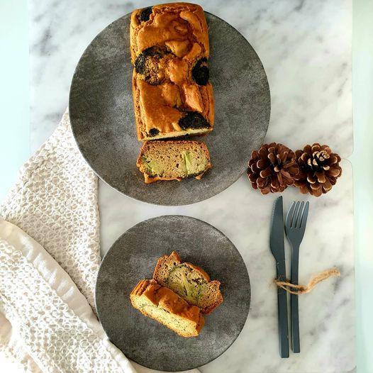 Cake moelleux au brocolis