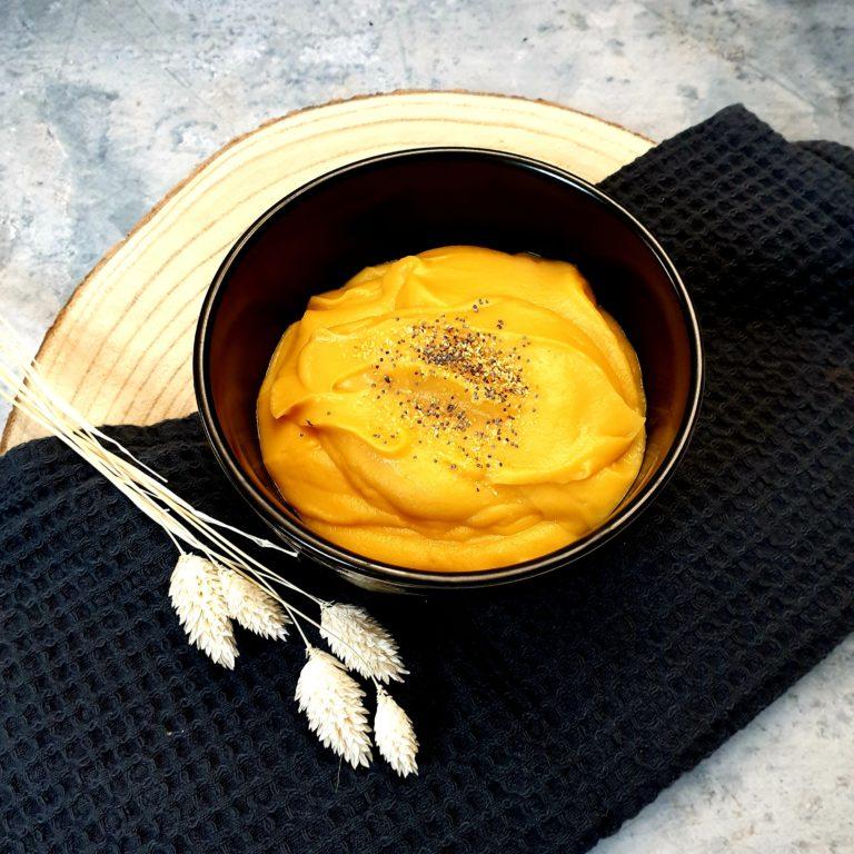 Purée toute douce au céleri et à la carotte