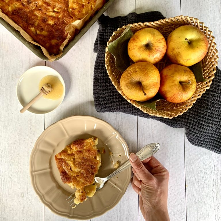 Amandier pommes et cannelle